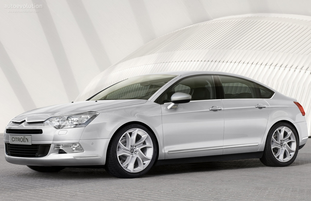 citroen c5 seriess