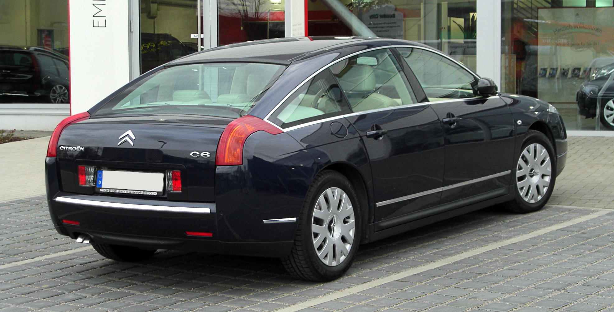 citroen c6 seriess #4