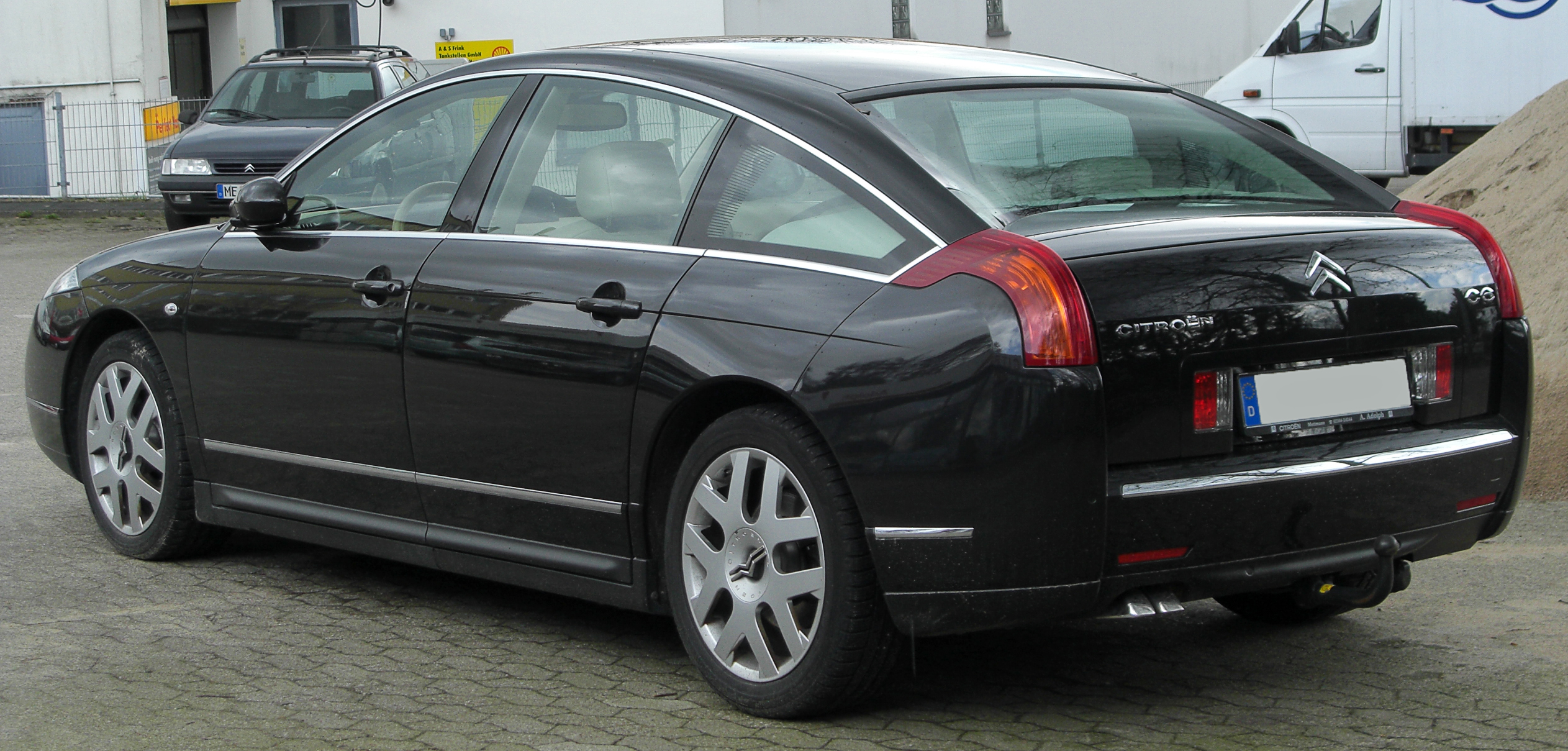 citroen c6 seriess #12
