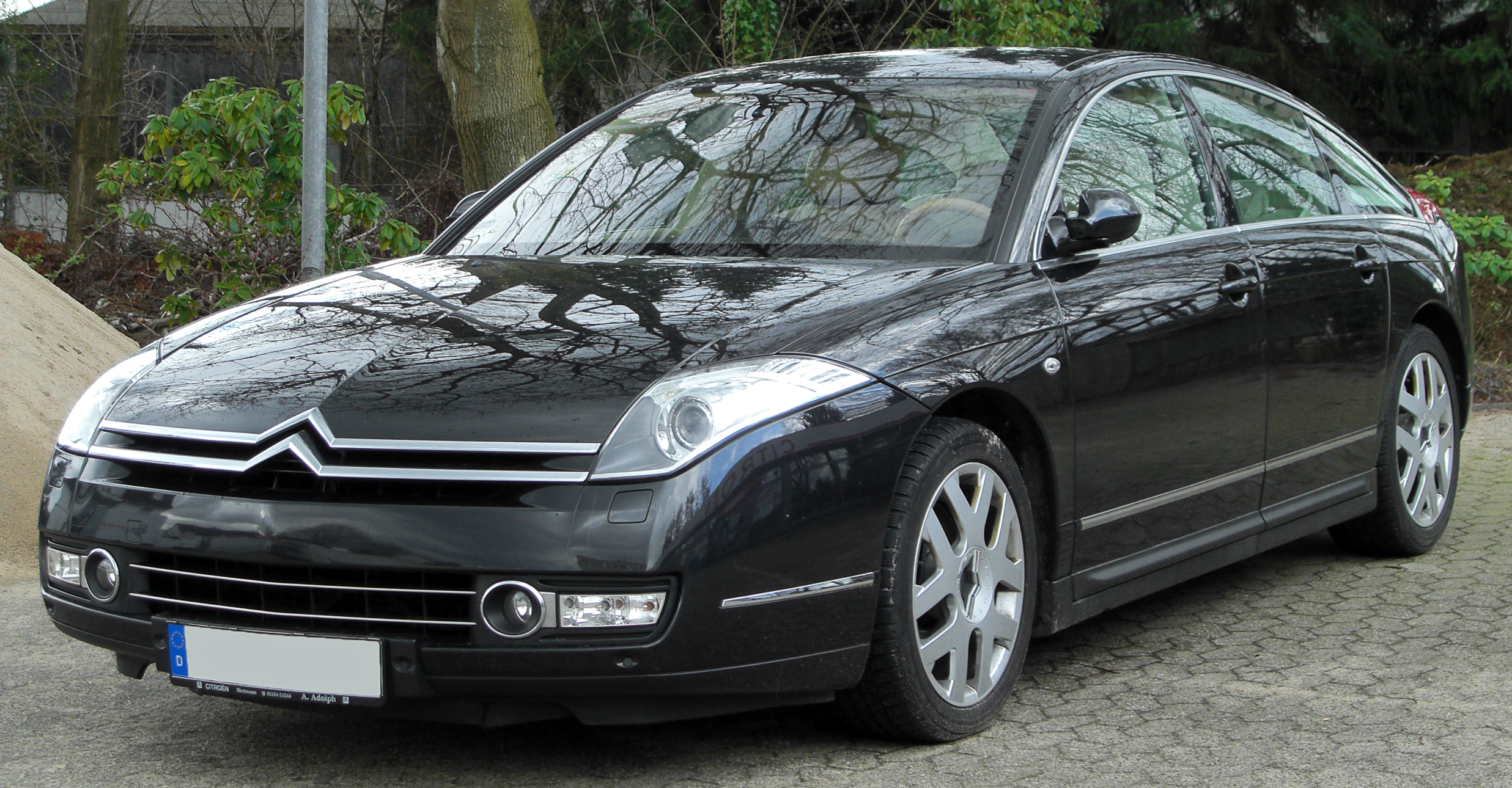citroen c6 wallpaper #14