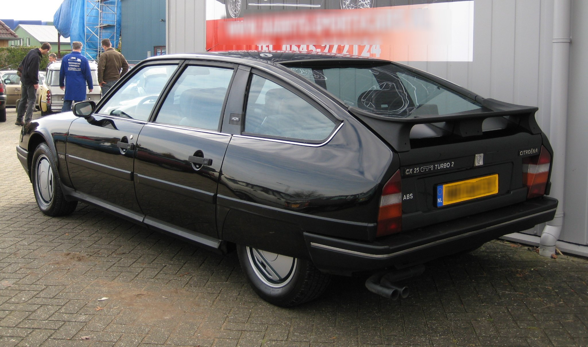 citroen cx images #10