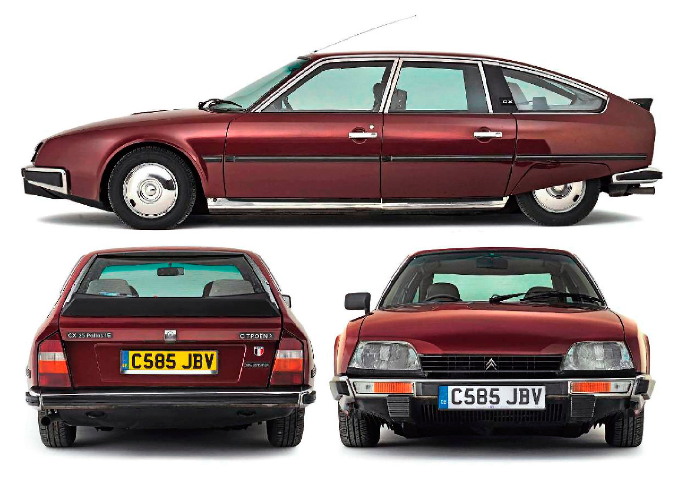 citroen cx pictures #5