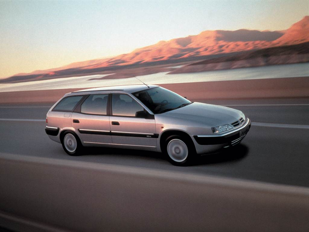 citroen evasion (u6u) 2000 wallpaper