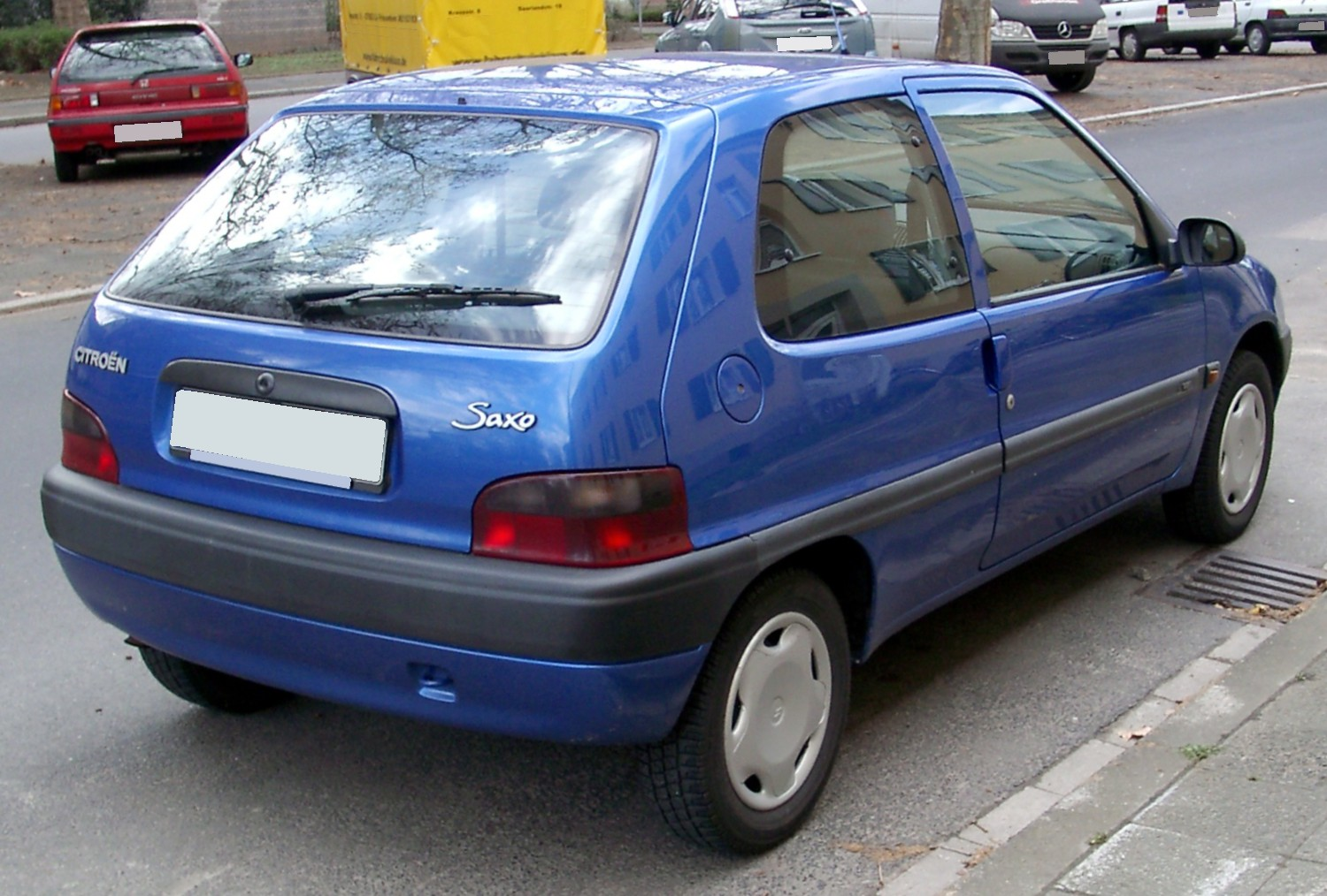 citroen saxo wallpaper