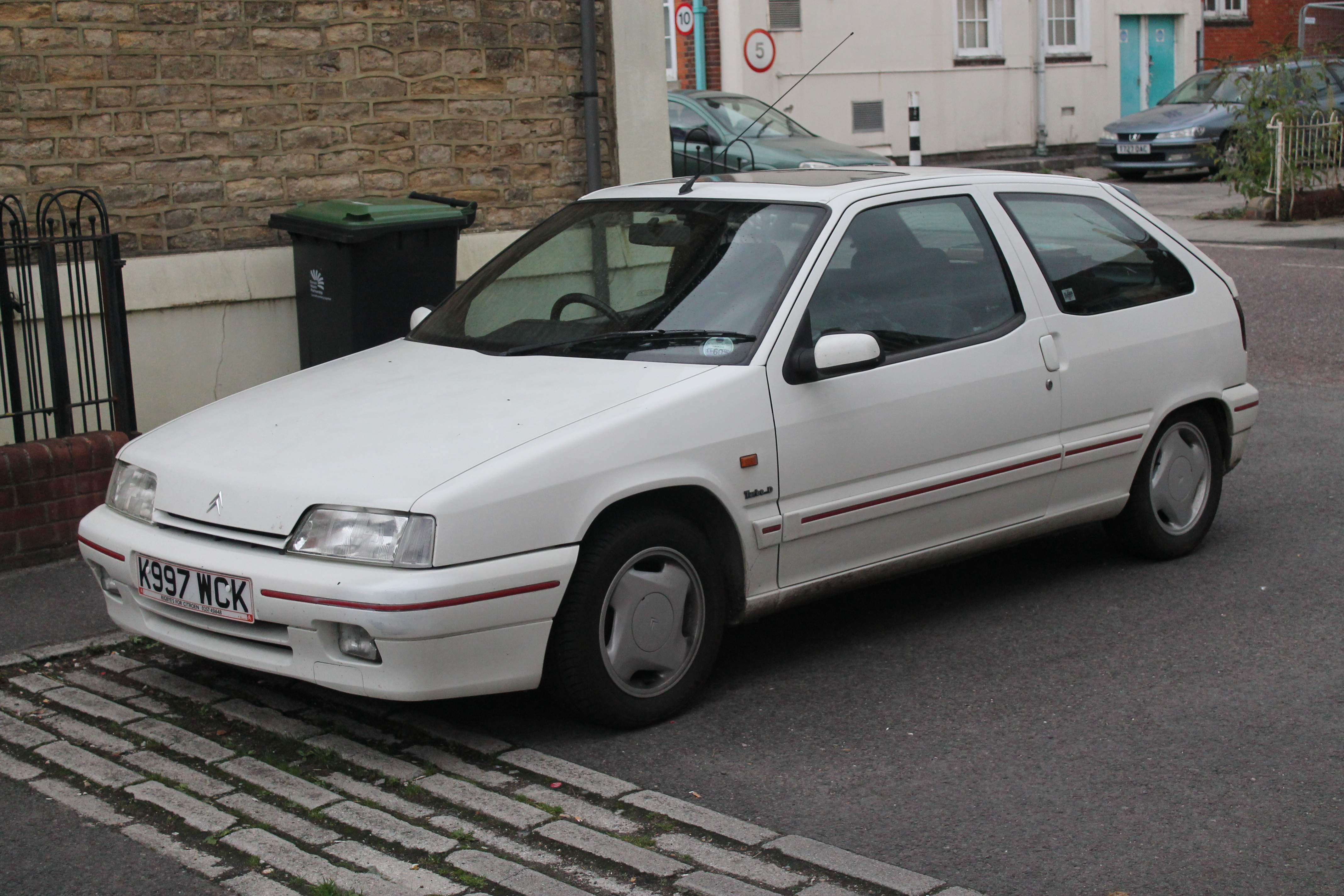 1993 Citroen Zx Pictures Information And Specs Auto
