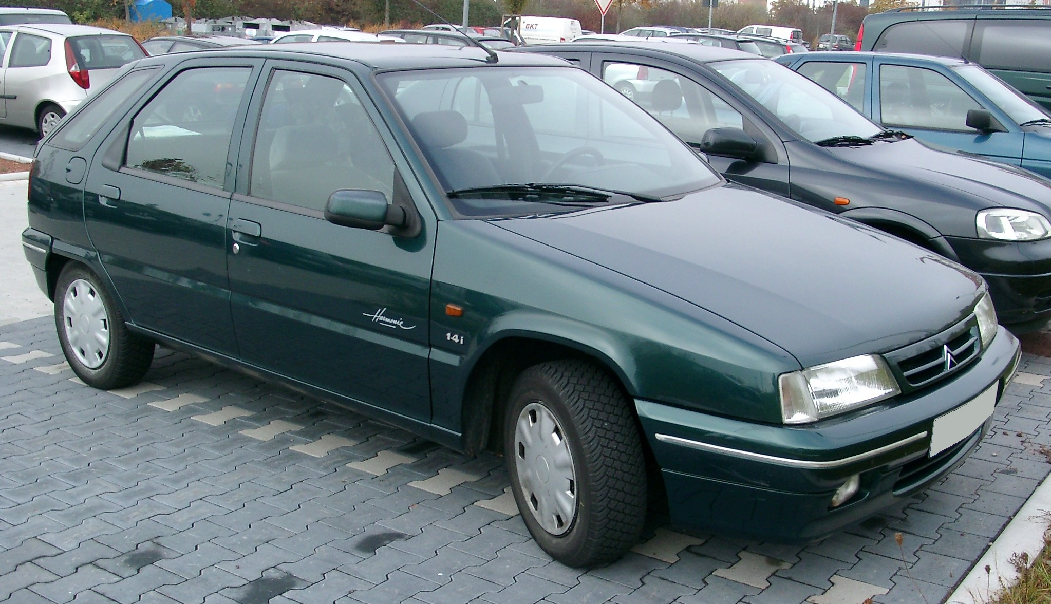 citroen zx seriess #6