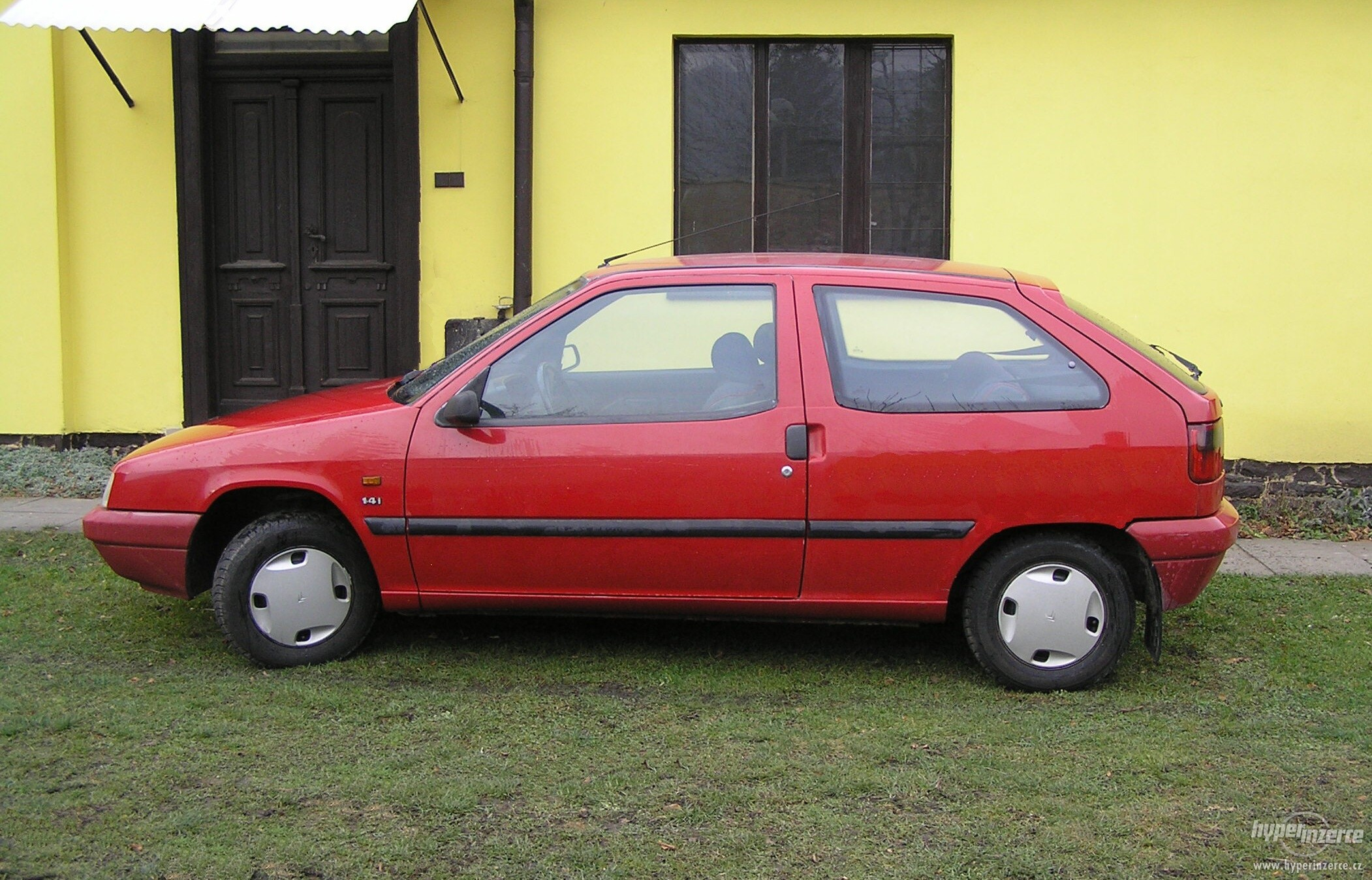 citroen zx seriess #14