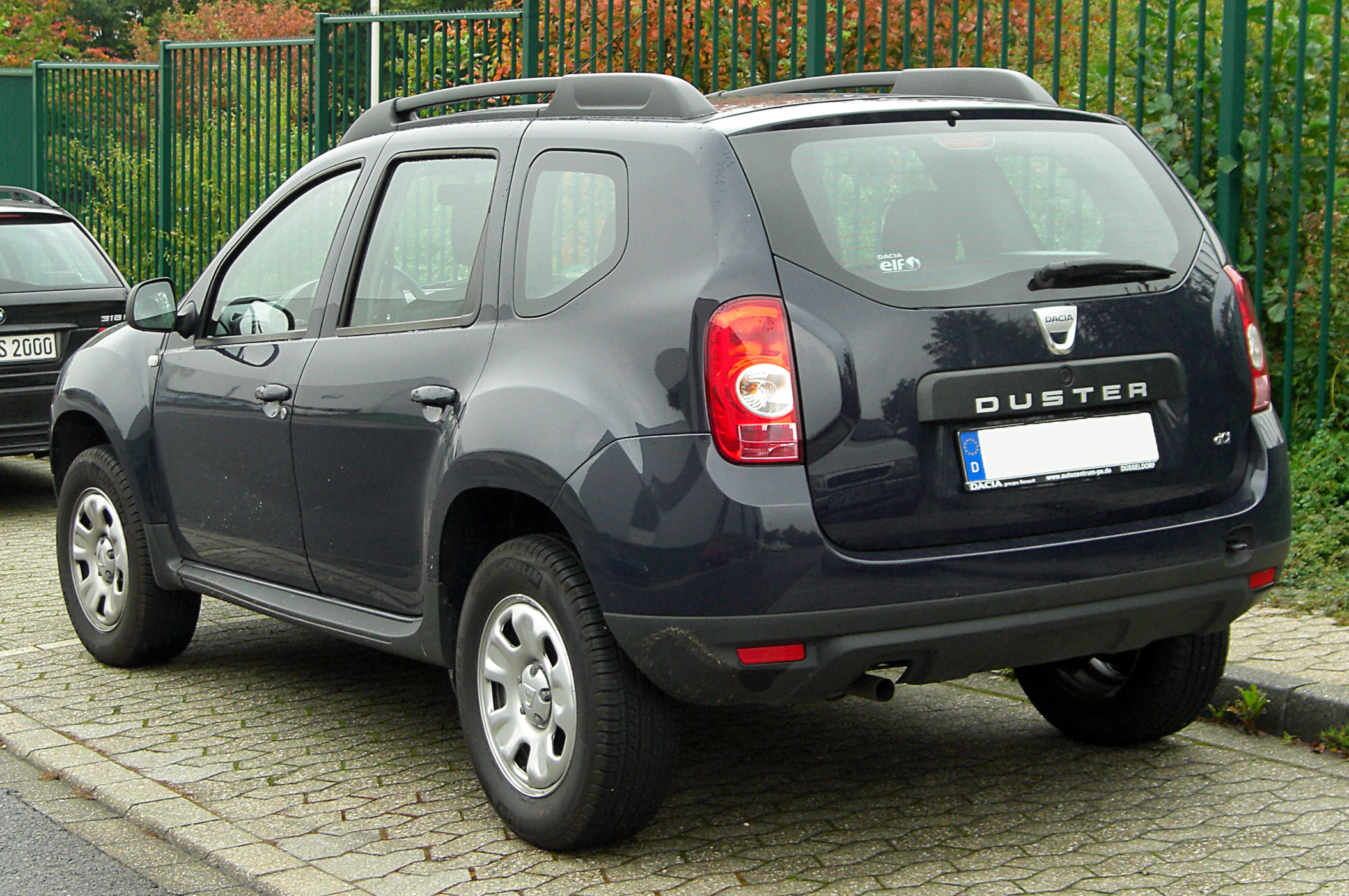 dacia duster images #13