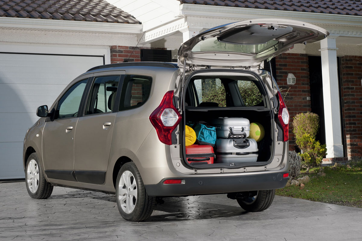 dacia lodgy images #6