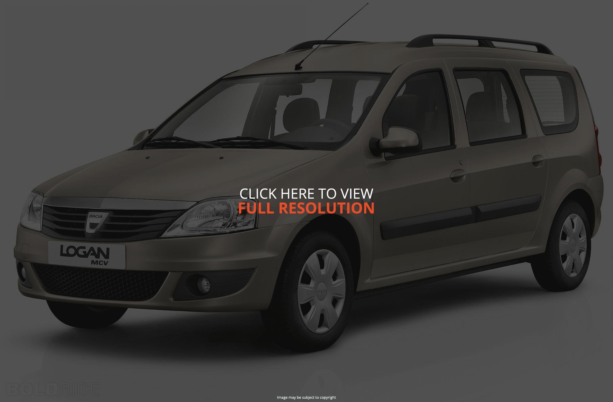dacia logan pictures #3