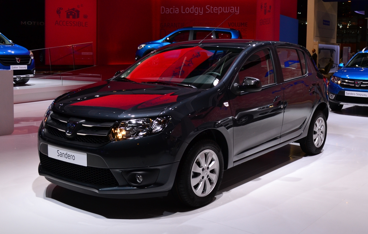 2015 dacia sandero ii pictures information and specs auto. Black Bedroom Furniture Sets. Home Design Ideas