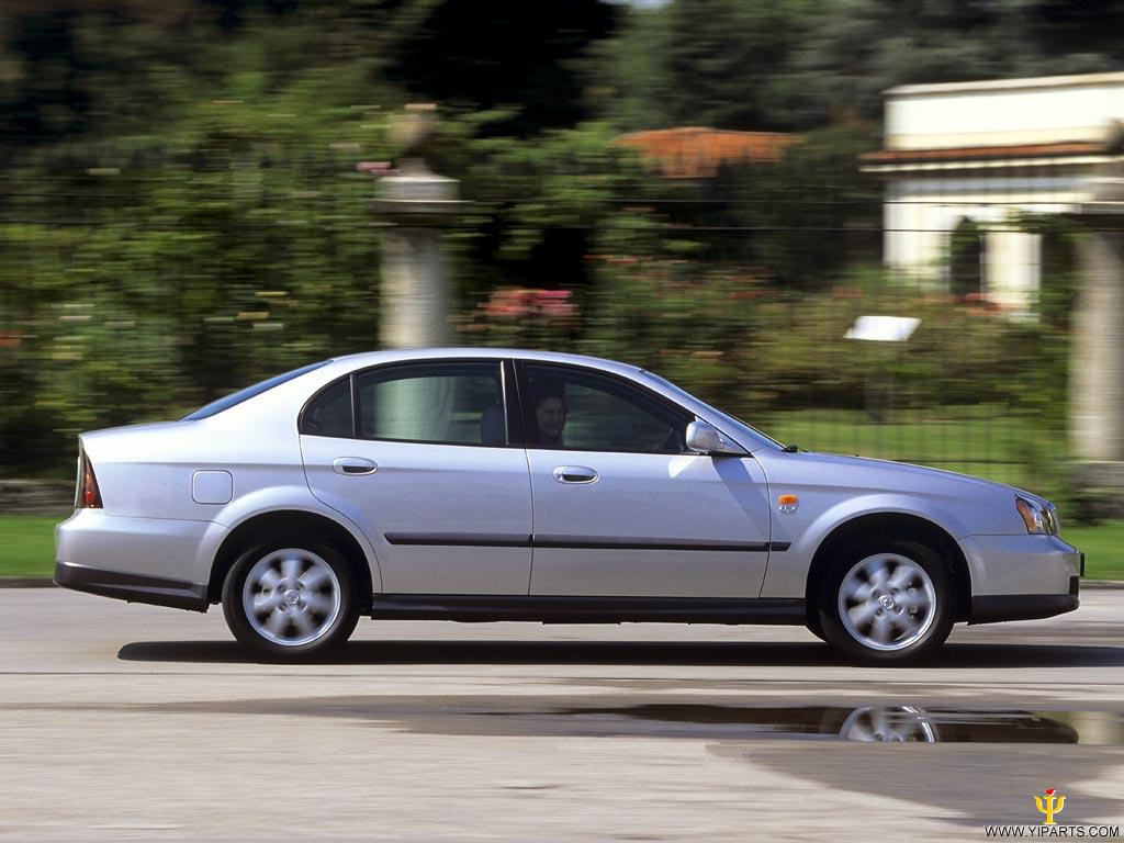 Daewoo Evanda   pictures, information and specs - Auto-Database.com