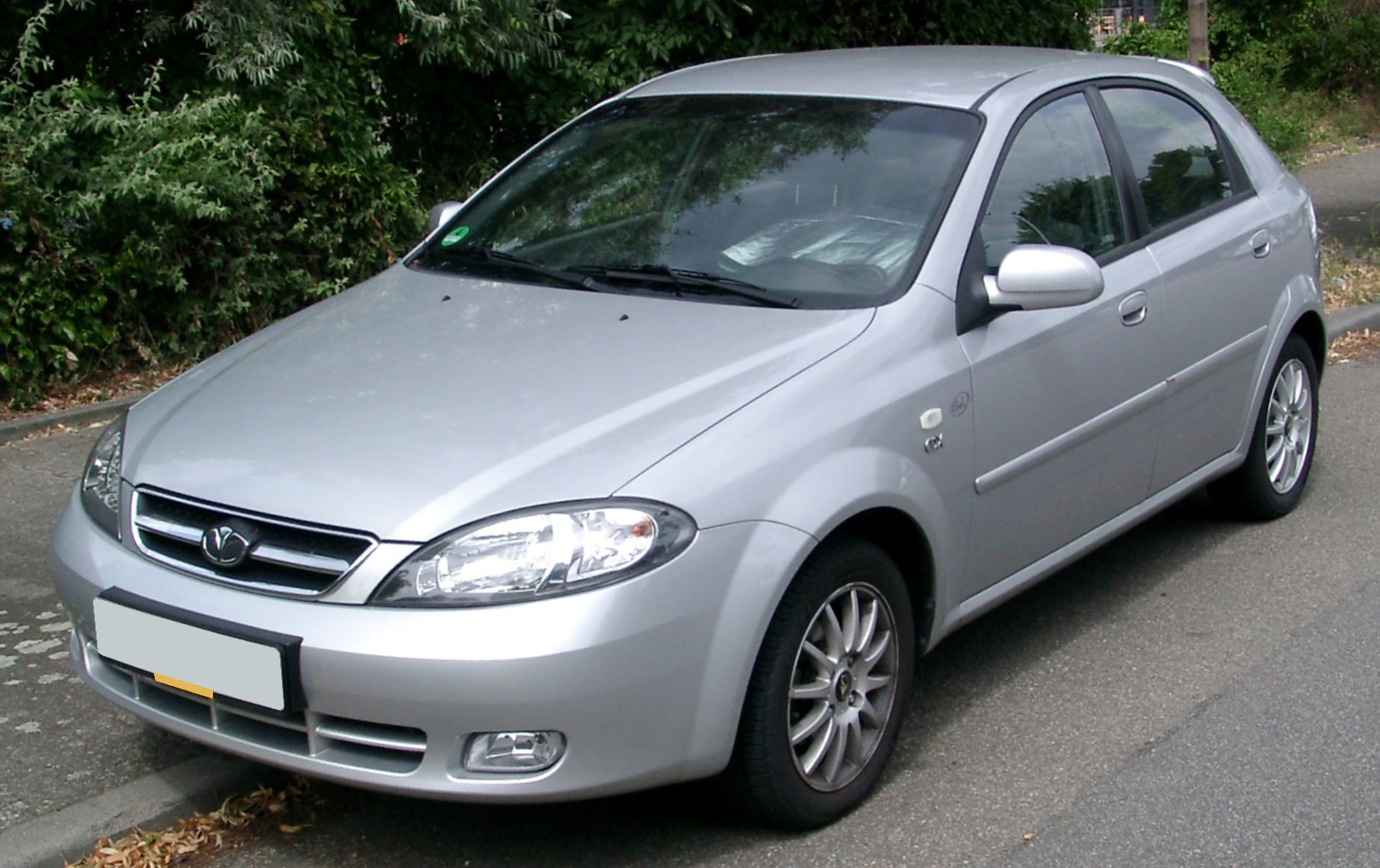 daewoo lacetti images #1
