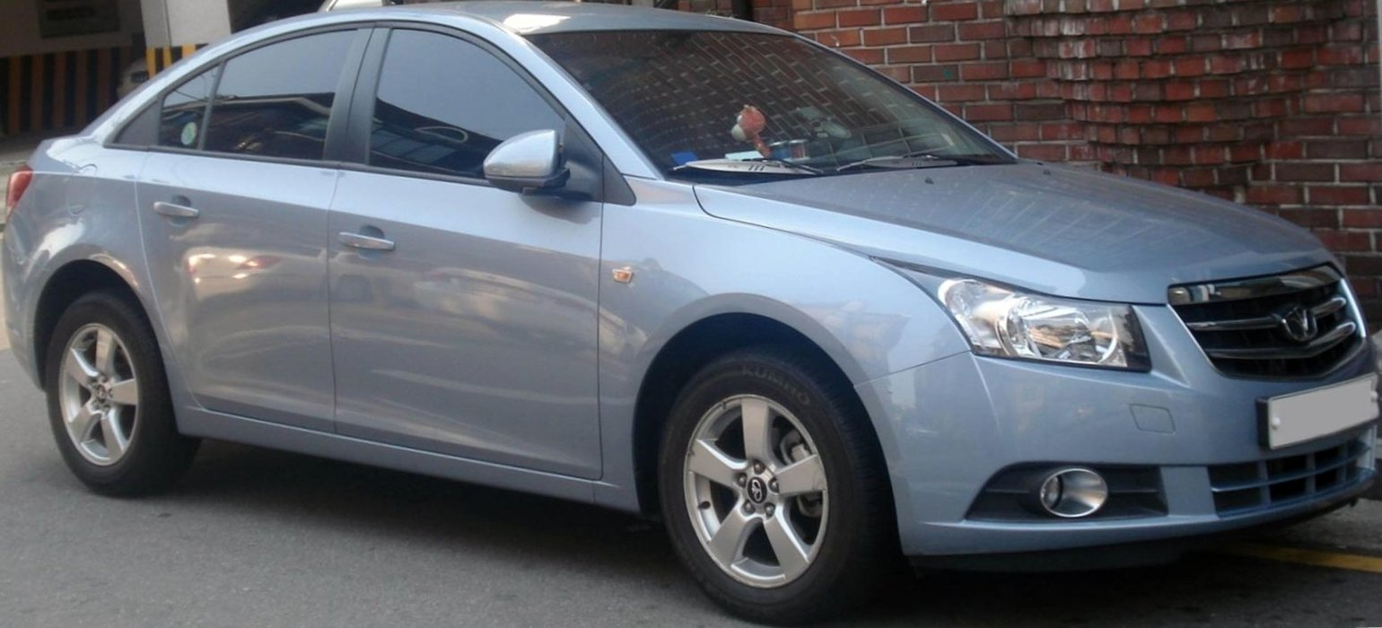 daewoo lacetti pictures #4