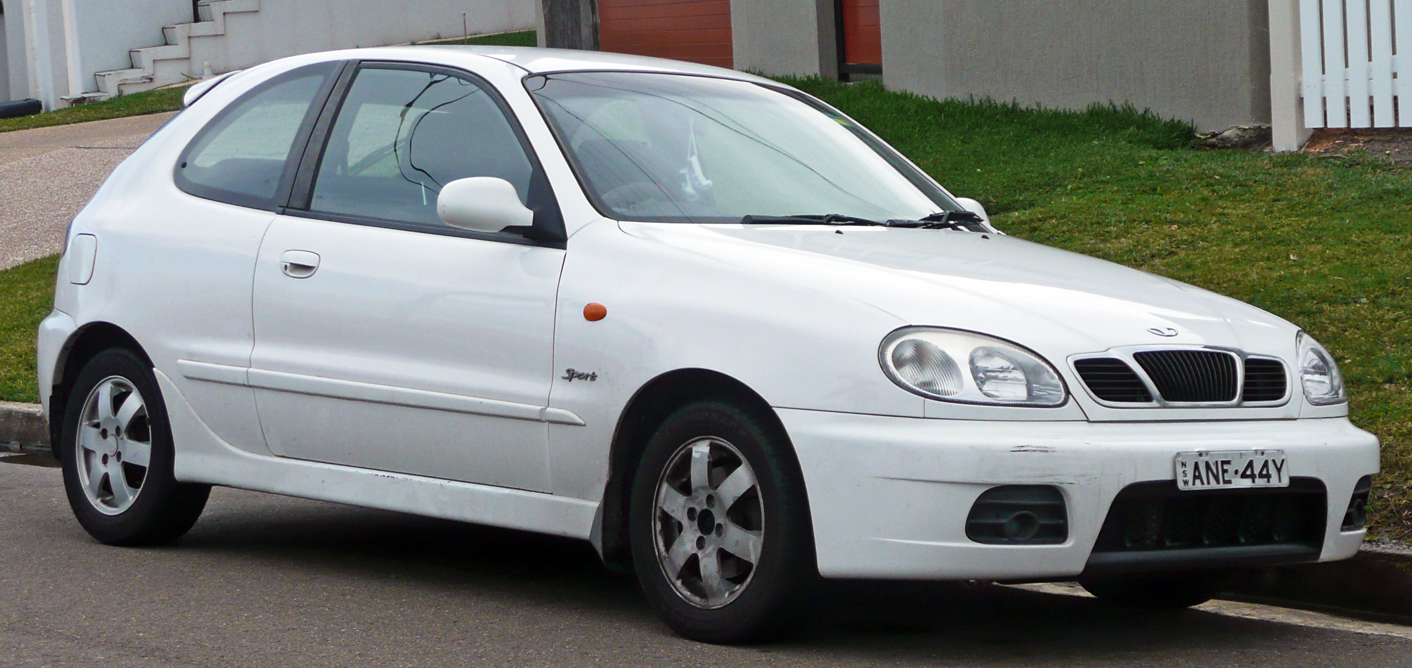 daewoo lanos (klat) 2001 wallpaper