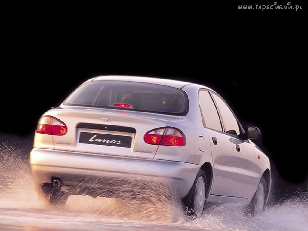 daewoo lanos (klat) 2010 wallpaper