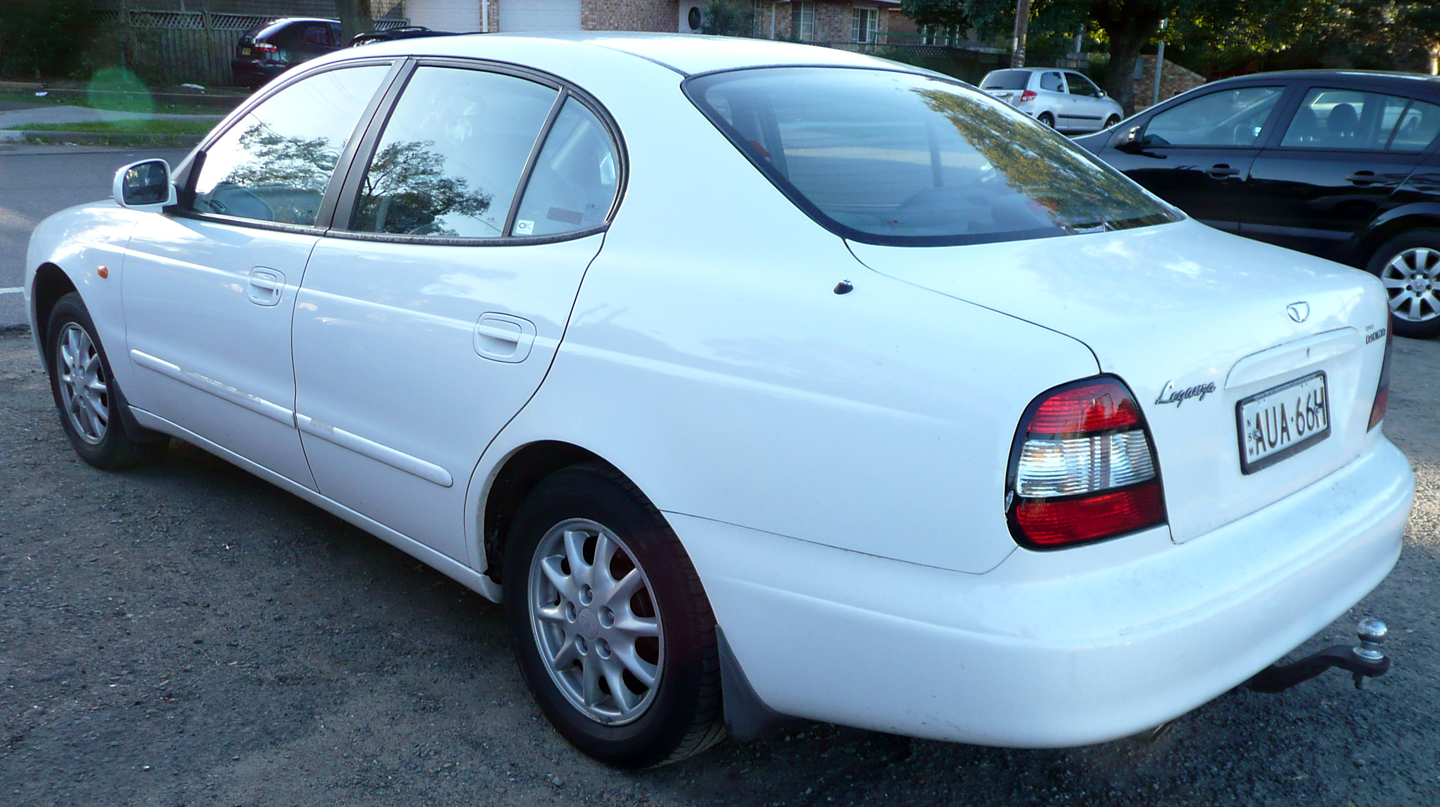 daewoo leganza pictures #1