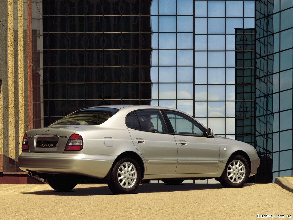 daewoo leganza pictures #9