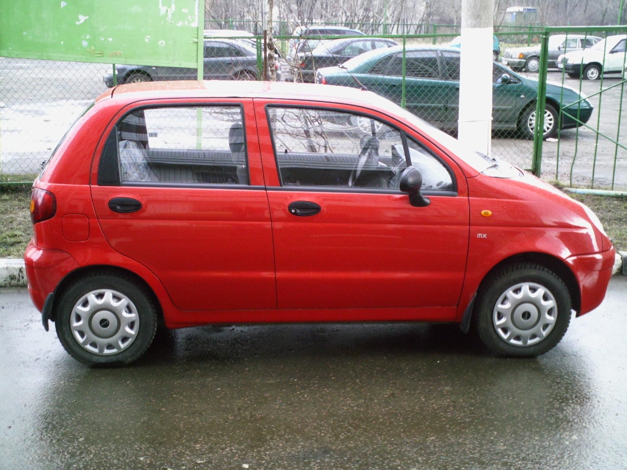 2004 Daewoo Matiz Ii Pictures Information And Specs Auto Manual Wallpaper 8