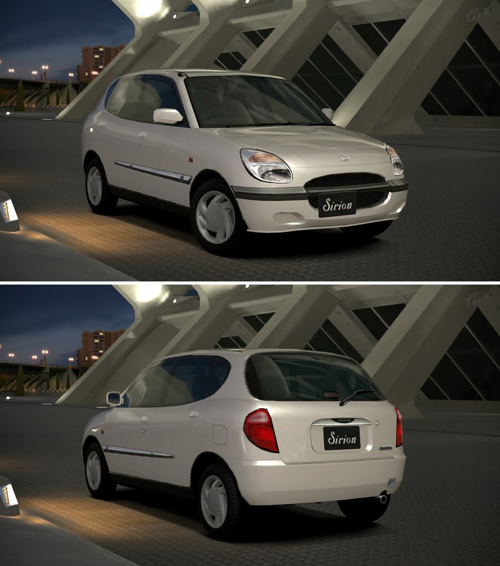daihatsu be-go cx (j) 2013 images