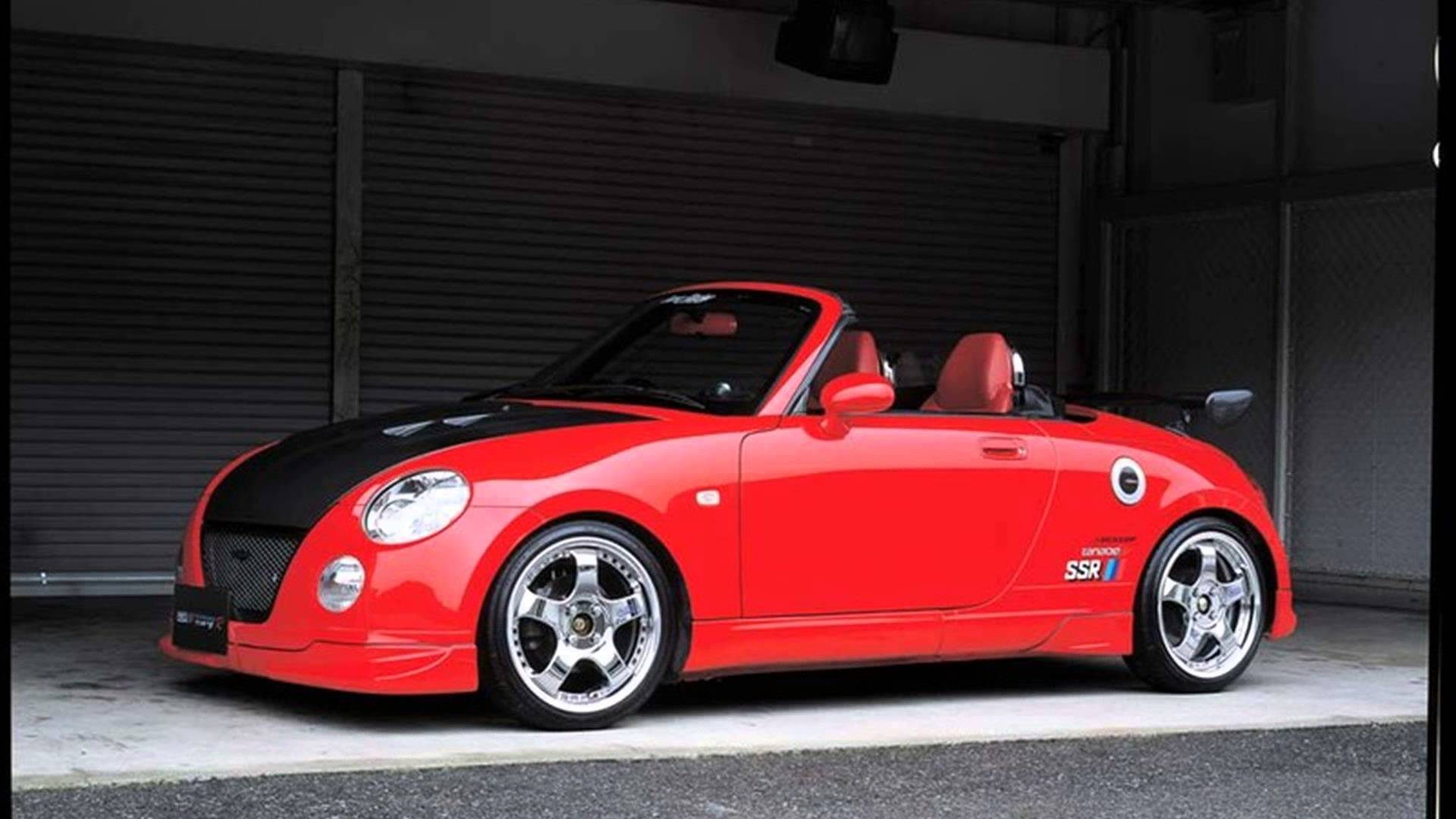 2013 Daihatsu Copen Pictures Information And Specs