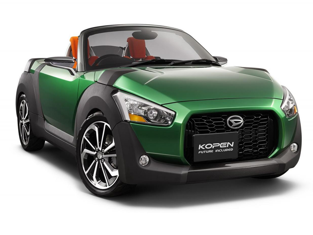 Daihatsu Copen Pictures Posters News And Videos On Your Pursuit