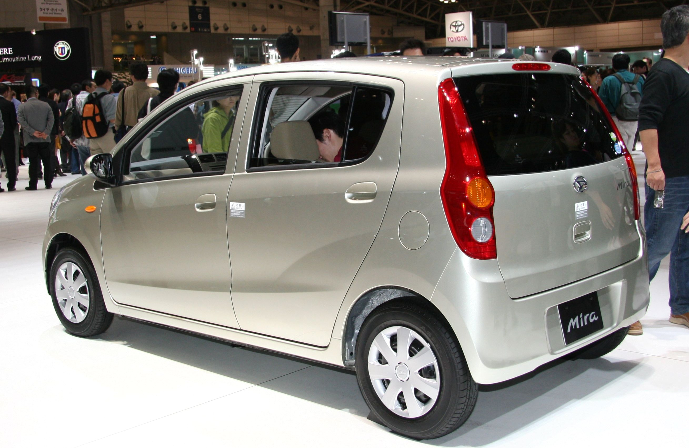 Daihatsu Mira  U2013 Pictures  Information And Specs