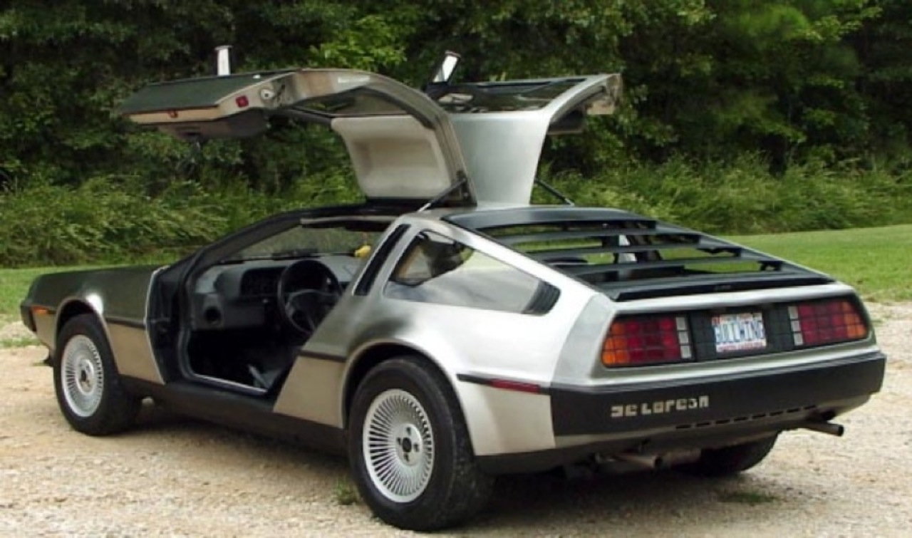 de lorean pictures