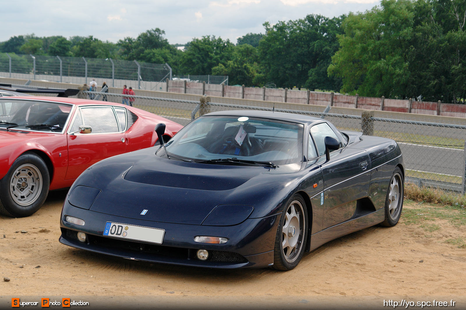 de tomaso guara pictures