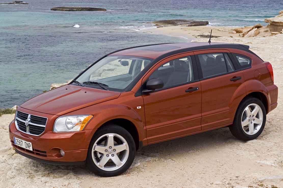 dodge caliber 2006 images