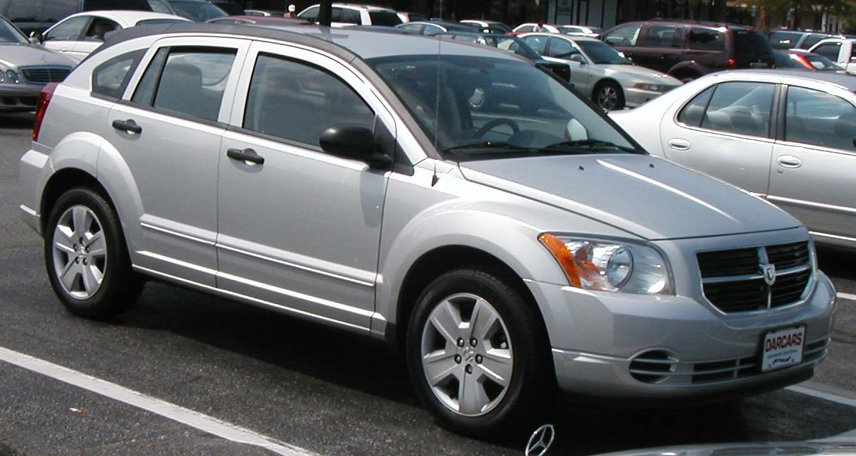 dodge caliber 2006 pictures