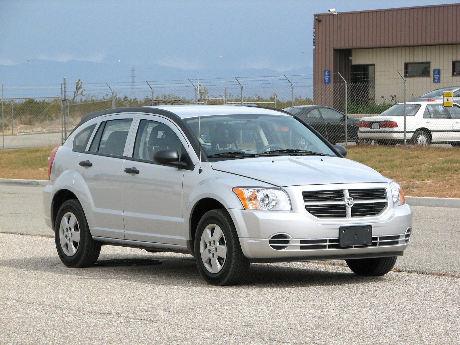 dodge caliber 2007 images