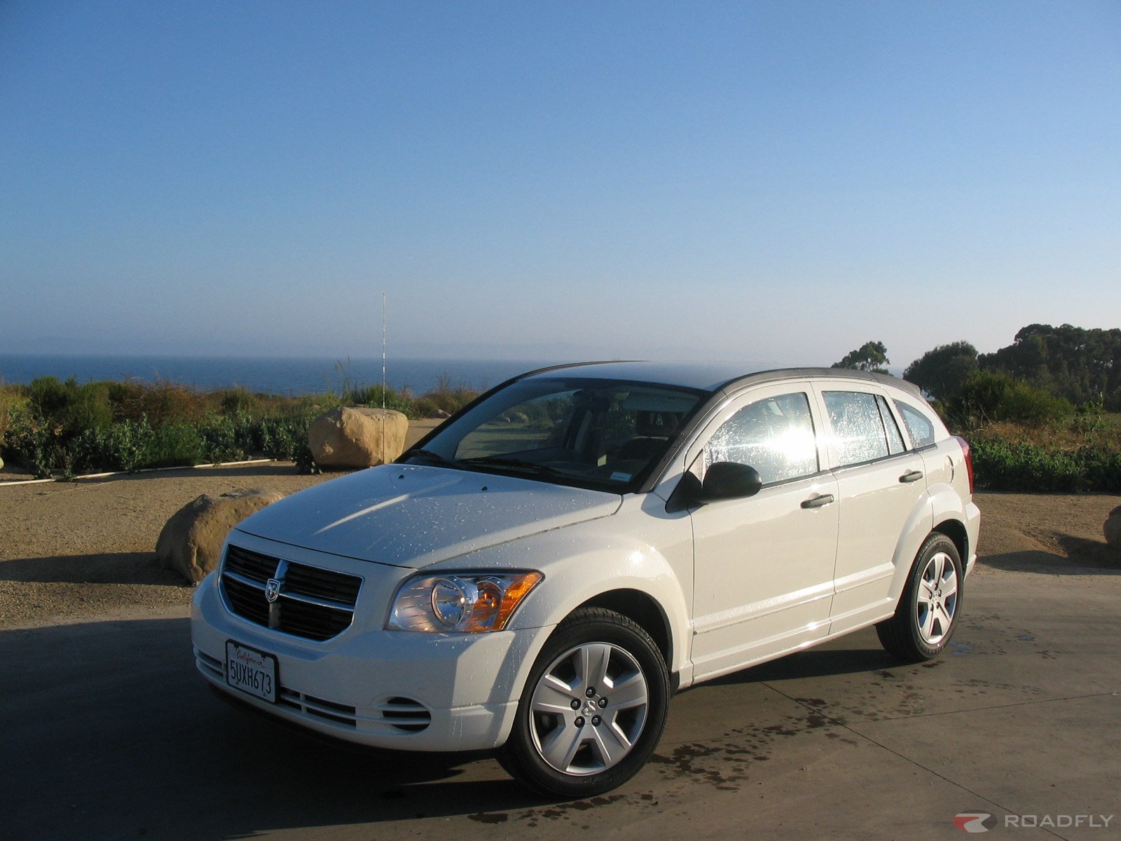 dodge caliber 2007 models