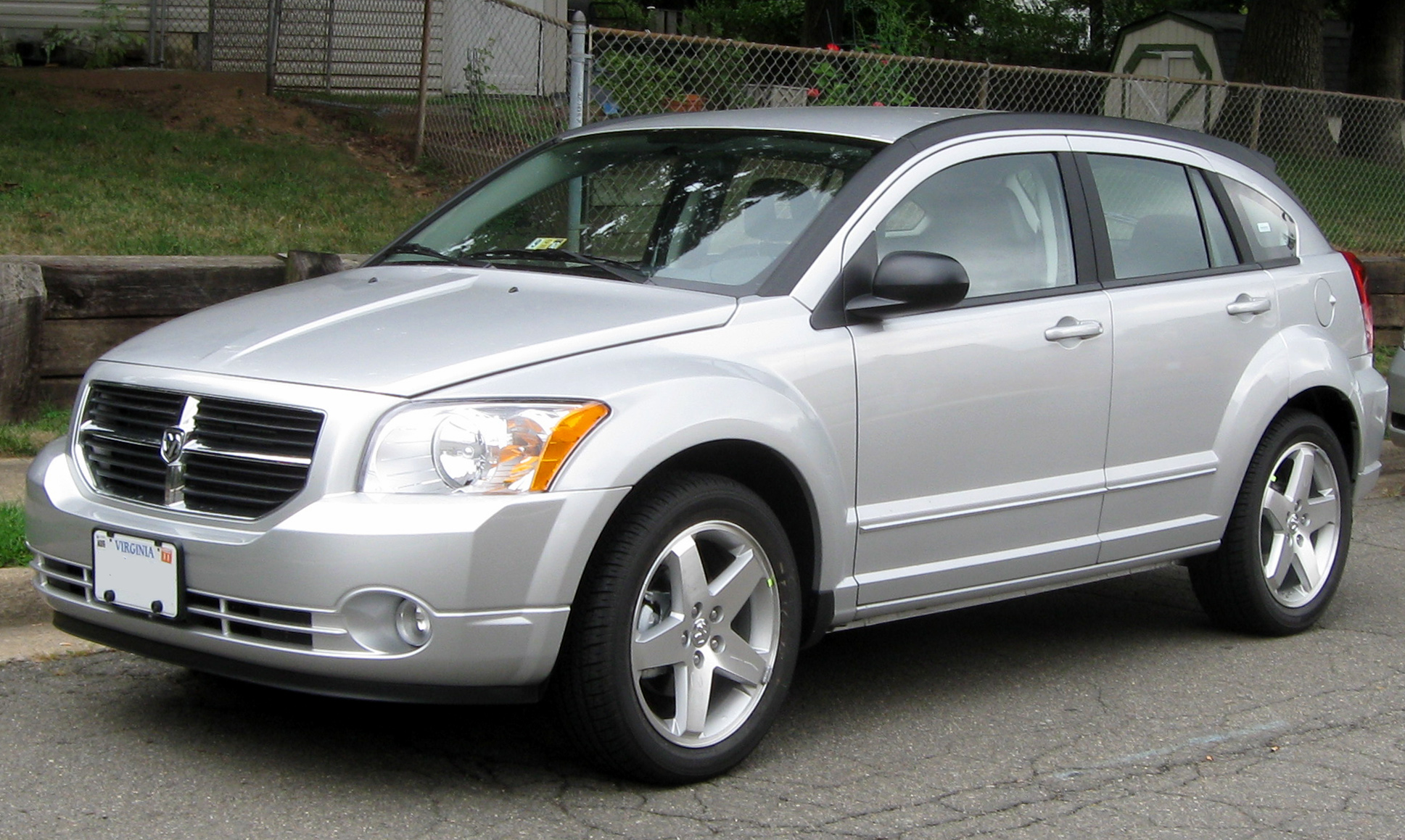 dodge caliber 2009 wallpaper