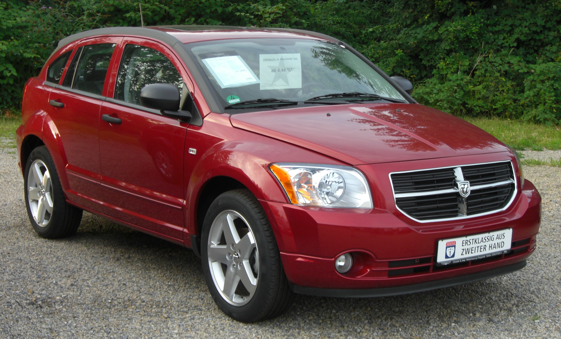 dodge caliber images #5