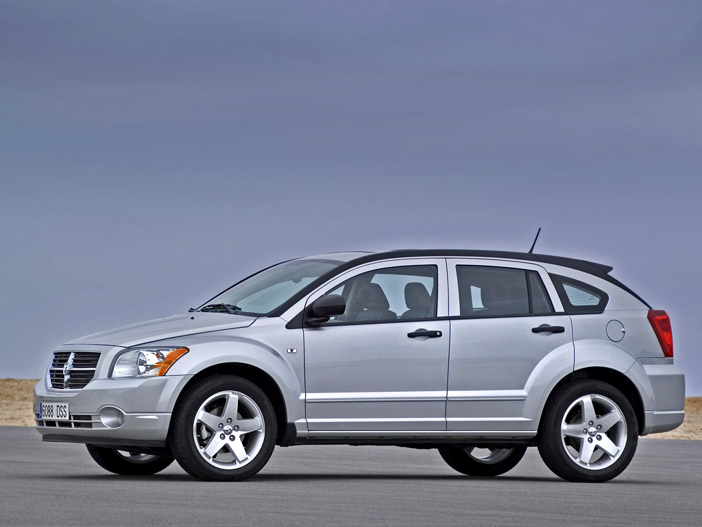 dodge caliber images