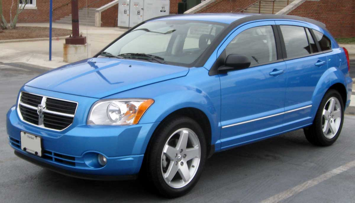 dodge caliber pictures