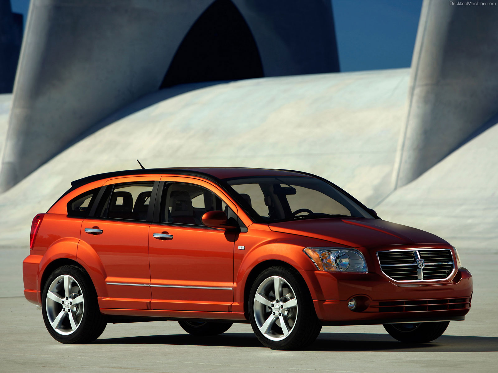 dodge caliber seriess