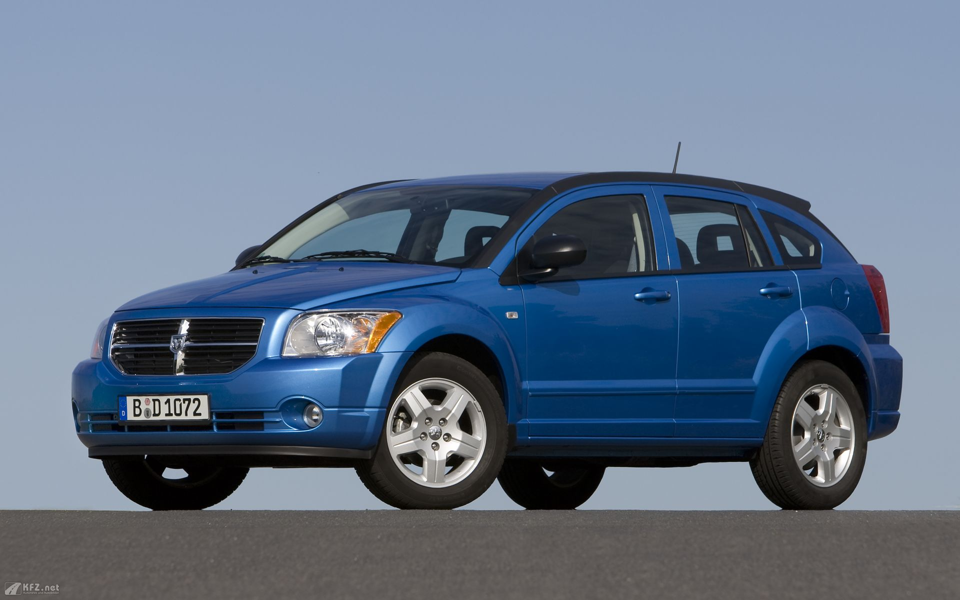 dodge caliber seriess #12