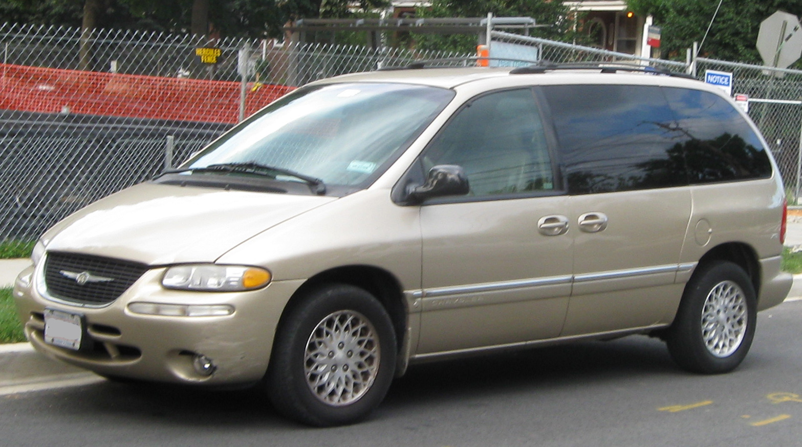 dodge caravan (_iii_) 1999 wallpaper