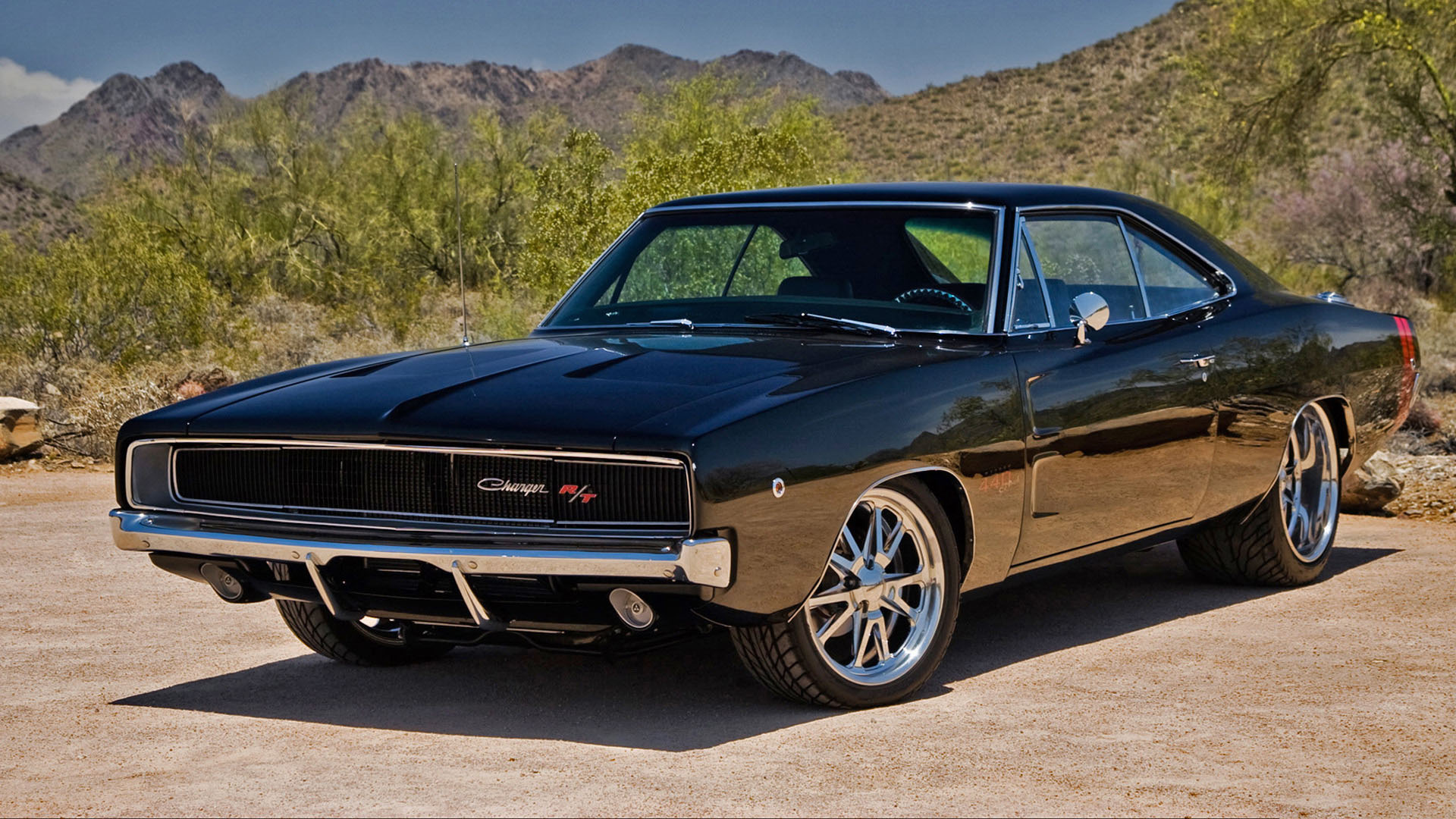 dodge charger seriess