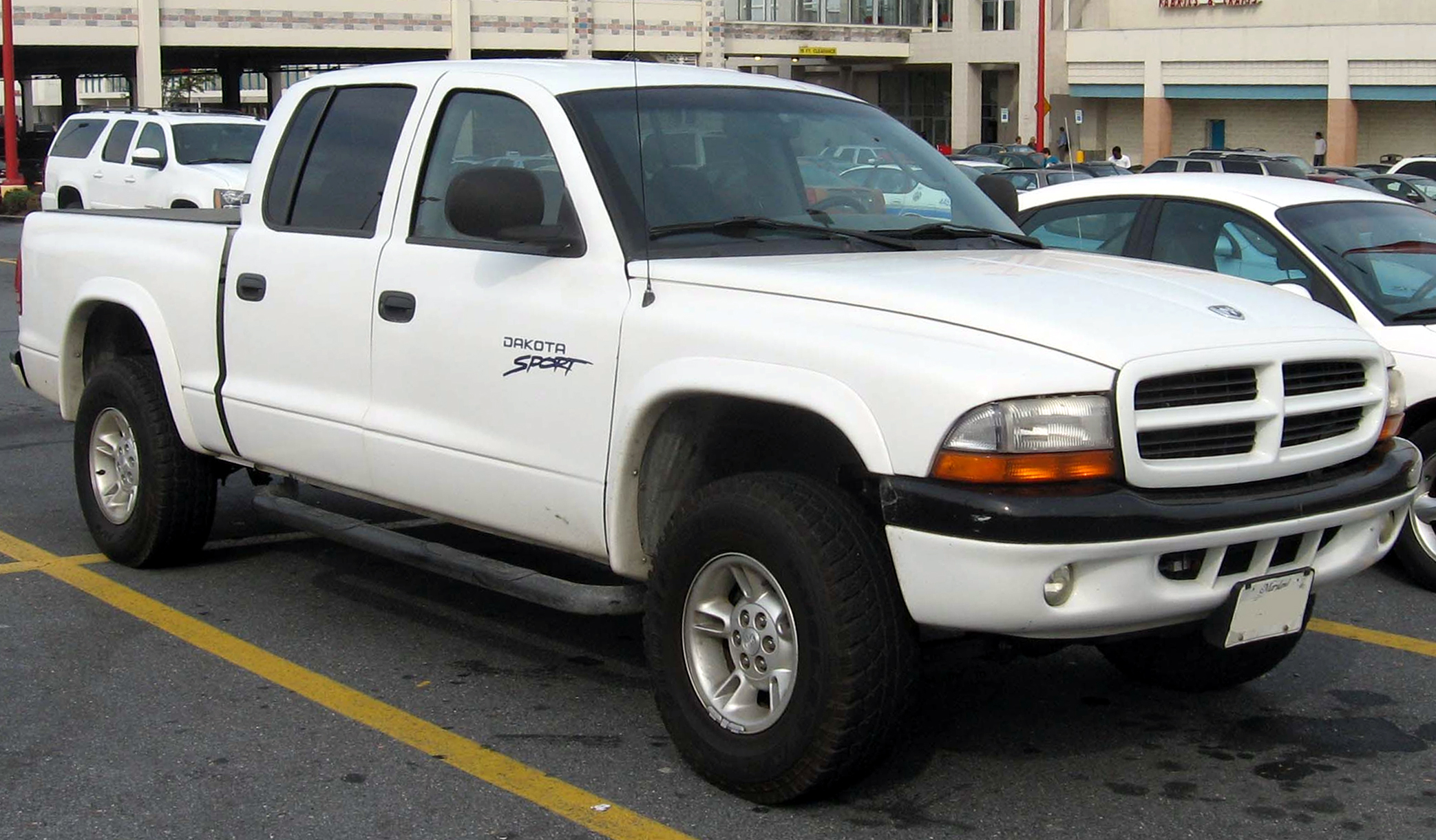 dodge dakota #6