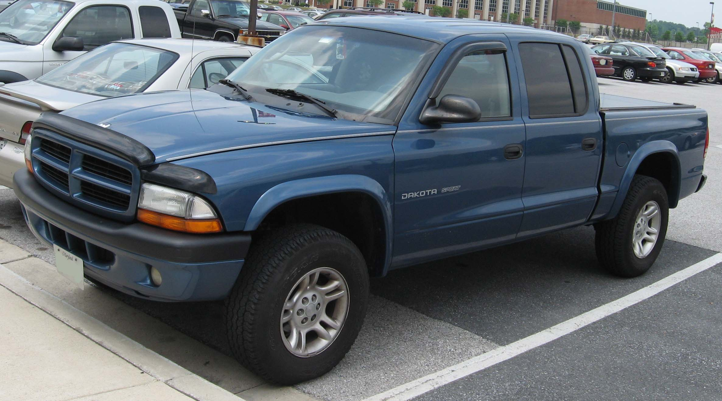 dodge dakota pics #10