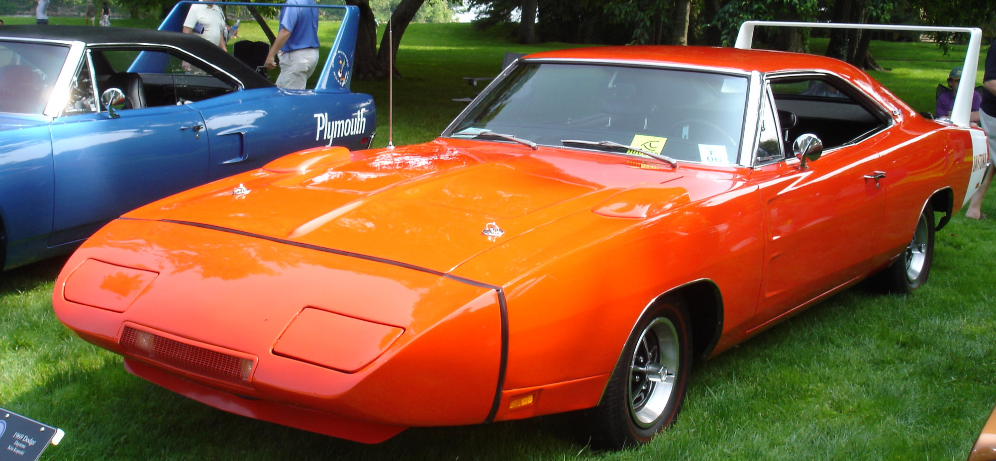 dodge daytona images #1