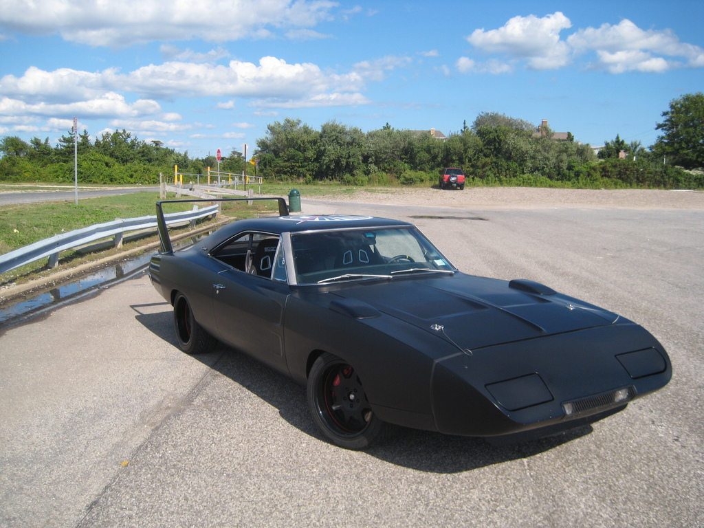 dodge daytona pictures #4