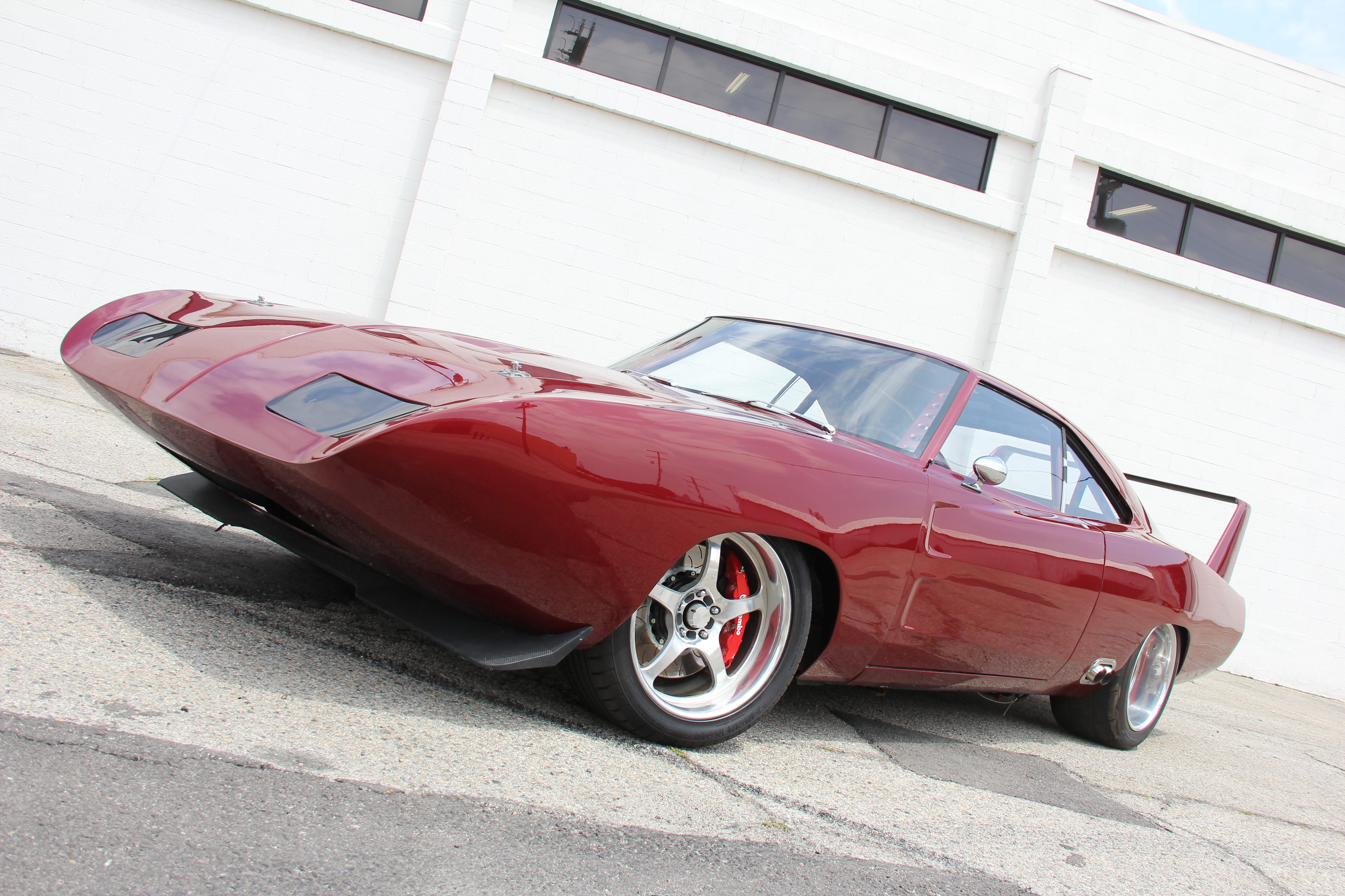 dodge daytona pictures #12