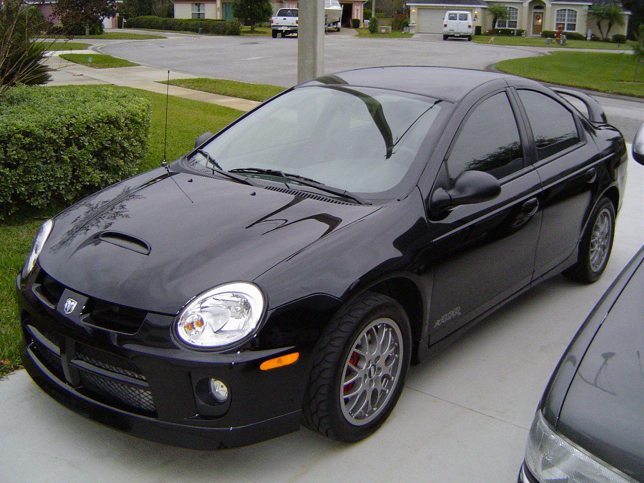 Dodge Neon Pictures Information And Specs Auto