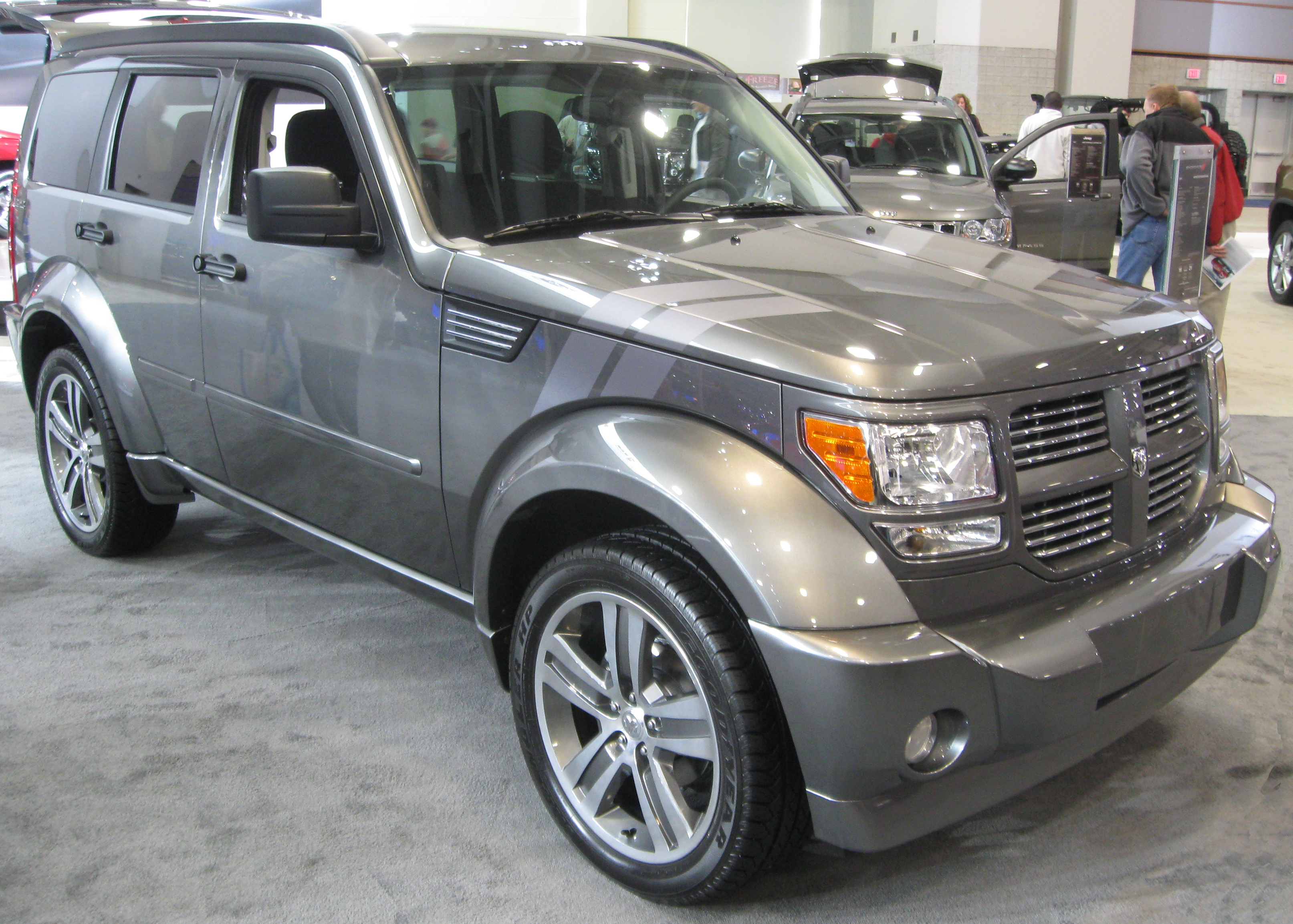 dodge nitro seriess #3