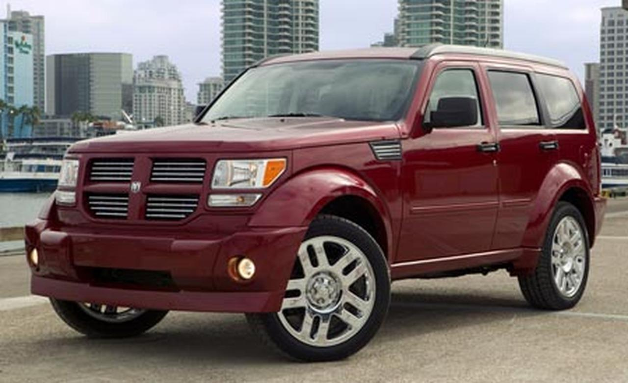 dodge nitro seriess #11