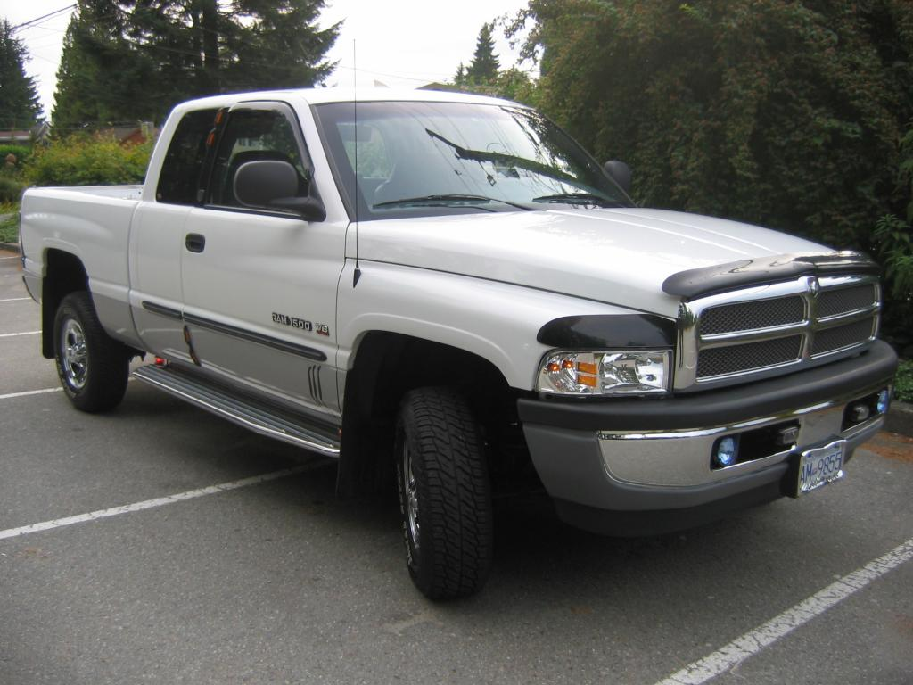dodge ram (br/be) 1998